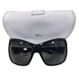 Christian Dior Black Dior Mist Sunglasses